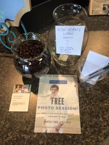 coffee bean contest