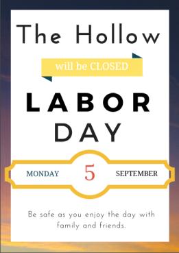 Labor Day Snip 2